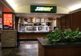restaurant unions subway at the union university unions