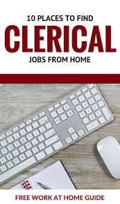 make money at home by doing online administrative assistant jobs 10 places to clerical jobs from home work at home guide