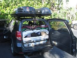 Has anyone built a car bed inside their Rav4 for camping? - Toyota ...