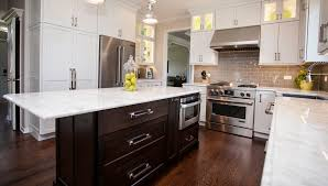 Transitional Kitchen Stylish Transitional Kitchen Design Remodeling Naperville