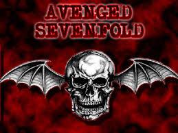 avenged sevenfold bat wallpaper