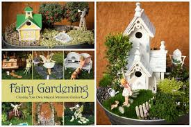 fairy gardening. Fairy Gardens Are About Storytelling. You Set Up A Scene And The Imagination Takes It Gardening