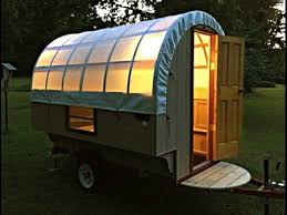 Small Picture The Tardis Bowtop Camper Sheep Camp Tiny House CaravanTHIS
