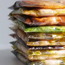 Image result for freezer meal prep
