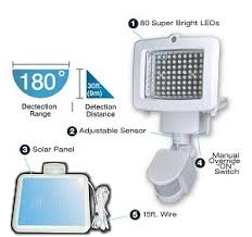 Led Light Design Security Lights LED Outdoor Security Lights With 80 Led Solar Security Light