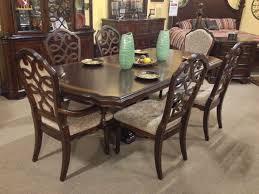 flemingsburg 7 piece dining room set ashley furniture in tricities