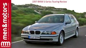 1997 BMW 5-Series Touring Review - YouTube
