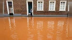 ارتفاع عدد قتلى فيضانات ألمانيا وبلجيكا إلى 168