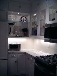 image display cabinet lighting fixtures. Led Under Cabinet Light Fixtures Picture Of Glass Front Kitchen Cabinets With Decorative Puck Lights Inside Image Display Lighting