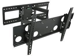 Amazon.com: Mount-It! Articulating TV Wall Mount for 32  65 LCD/LED/Plasma  Flat Screen TVs, Full Motion, 165 Lbs Capacity, Black (MI-2291): Home Audio  & ...