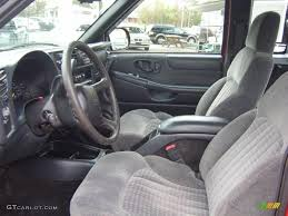 2001 Chevrolet S10 LS Extended Cab 4x4 interior Photo #47200814 ...