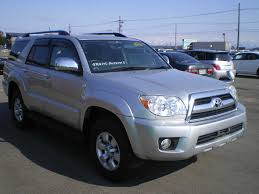 2006 Toyota Hilux SURF Pictures, 4.0l., Gasoline, Automatic For Sale