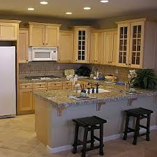 lighting for a small kitchen. Recessed Lighting Will Make Small Kitchens Appear Larger. For A Kitchen I