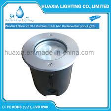 12v Recessed Led Lights Hot Item High Power Led 12v Ip68 Waterproof Stainless Steel Recessed Underwater Light
