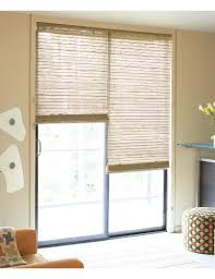 sliding glass door window treatment option i m tired of our regarding for doors designs 10