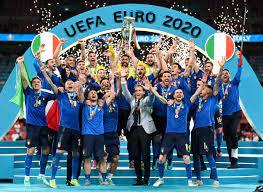 Italy wins the European soccer ...