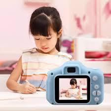 Máy Ảnh Kỹ Thuật Số Nhỏ Cho Trẻ Em Đồ Chơi Giáo Dục Cho Trẻ Em Với Thẻ Nhớ  16GB Làm Quà Tặng Cho Trẻ Em