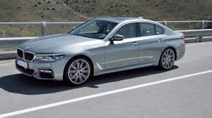 BMW Convertible bmw 5er g30 : 2017 BMW 5 Series G30 - Luxury Sedan! - YouTube