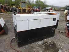 diesel air compressor leroi 125 cfm air compressor runs exc john deere diesel le roi skid mount