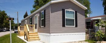 a two bedroom mobile home chief