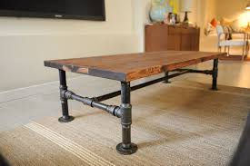 industrial furniture diy. Brilliant Industrial How To DIY Industrial Coffee Table  Home Design Garden U0026 Architecture  Blog Magazine For Furniture Diy N