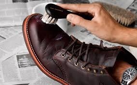 how to shine your shoes the right way