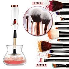 makeup brush cleaner freya automatic premium electric usb rechargeable auto clean and dry all size