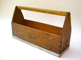 wooden tool box etsy. crop wooden tool box tote by reunited on etsy g