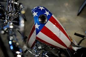 easy rider s captain america chopper sold for 1 35 million in