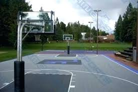 concrete basketball court paint asphalt cost outdoor floor pain of in india se concrete basketball court