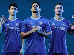 2016 2017 adidas home kit chelsea fc wallpapers freshwallpapers