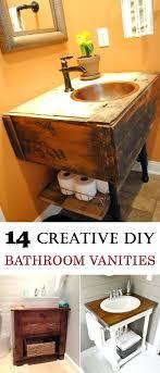 diy bathroom sink tin bathroom sink elegant creative bathroom vanities western decor diy bathroom sink remodel