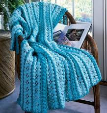 Mile A Minute Crochet Afghan Patterns Inspiration Cluster MileAMinute Crochet Afghan EPattern LeisureArts