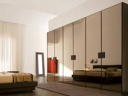 Bedroom, Bedroom Wardrobe Design Catalogue Floating Cabinets Gray Rug  Rattan Basket Storage Folding Arc Lamp