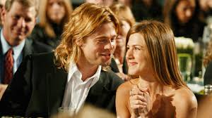 Jennifer Aniston & Brad Pitt Reunion ...