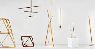 Stickbulbs New Boom Led Lamp Is Made Of Reclaimed Wood From Nyc