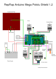 ramps 1 2 reprap ramps 1.3 wiring diagram Ramps Wiring Diagram #15