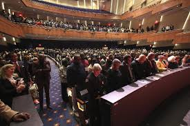 Robinson Center Little Rock Seating Chart Frank Scott Jr Takes Helm As Little Rock Mayor Promises