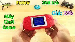 Trên tay máy chơi game 268 trò giá siêu rẻ 29k - YouTube