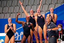 USA women's water polo wins gold medal ...
