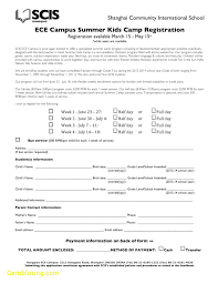 printable registration form template luxury registration form template free best templates