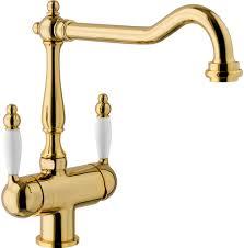<b>Кухонный смеситель Franke Old</b> England Clear Water золото ...