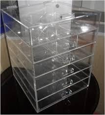 makeup organizer drawers acrylic