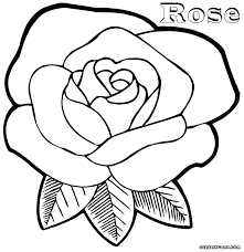 coloring pages rose coloring books book art page top pages o colouring large christina