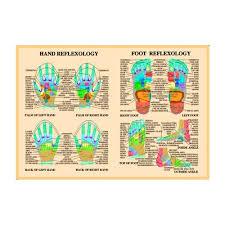 Foot Hand Reflexology A2