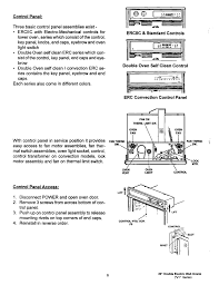 i have a ten year ish old ge wall oven electric convection full size image