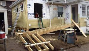 handicap accessible ramp plans. funding an accessible home modification project. howard housewheelchair rampwheelchair handicap ramp plans r