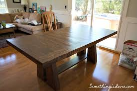 rustic dining table diy. Build Dining Room Table Mesmerizing Diy Rustic Minimalist Set Plans Outdoor