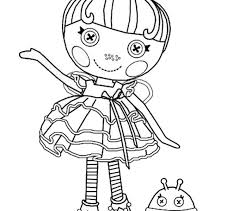 Small Picture Lalaloopsy Coloring Pages Best Coloring Pages adresebitkiselcom