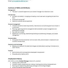 Project Assistant Manager Assistant Manager Resume Sample Assistant ...